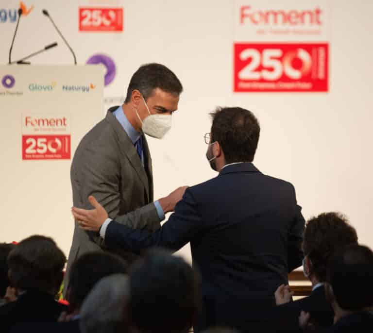 El Gobierno traslada a ERC que los indultos irán al Consejo del día 22
