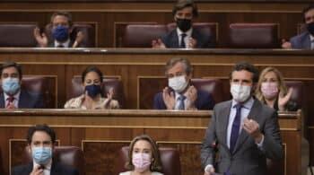 """Casado a Sánchez: """"Si le queda algo de dignidad, debería dimitir hoy mismo"""""""