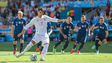 """El lamento de Morata: """"Recibí amenazas, insultos... estuve nueve horas sin dormir tras el España-Polonia"""""""