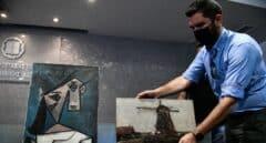 La Policía de Grecia halla un cuadro de Picasso robado hace más de nueve años