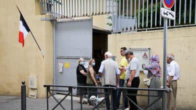 Dos de cada tres franceses se quedan en casa en las elecciones regionales