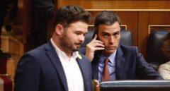 El PSOE alega no necesitar de ERC el resto de la legislatura para desvincularlo de los indultos