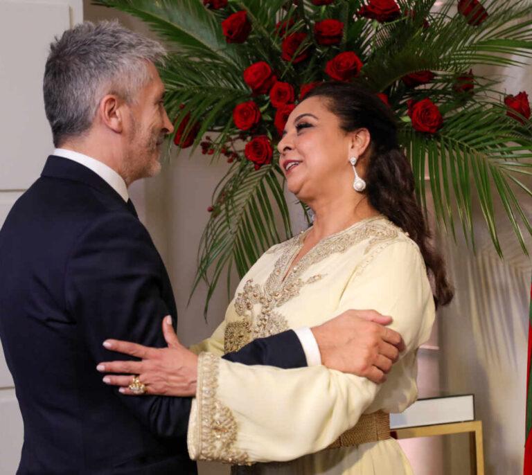 La embajadora Karima Benyaich Millán, la 'hermana española' de Mohamed VI