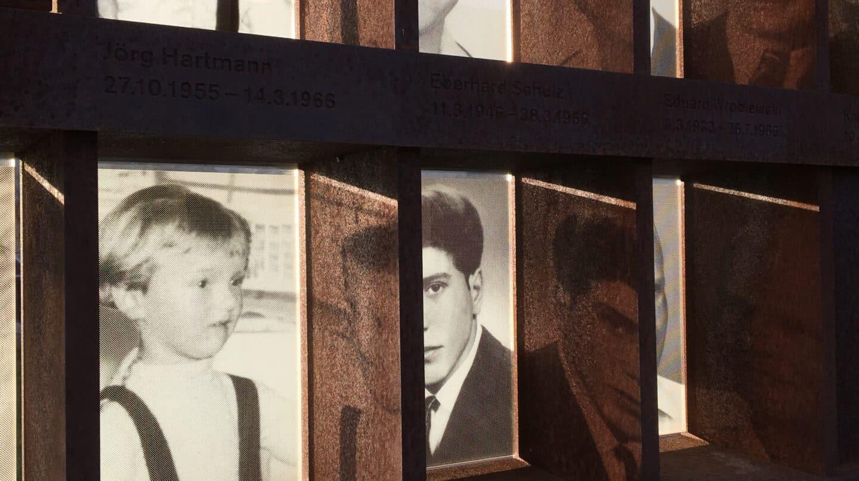 Las vidas segadas por el muro de Berlín