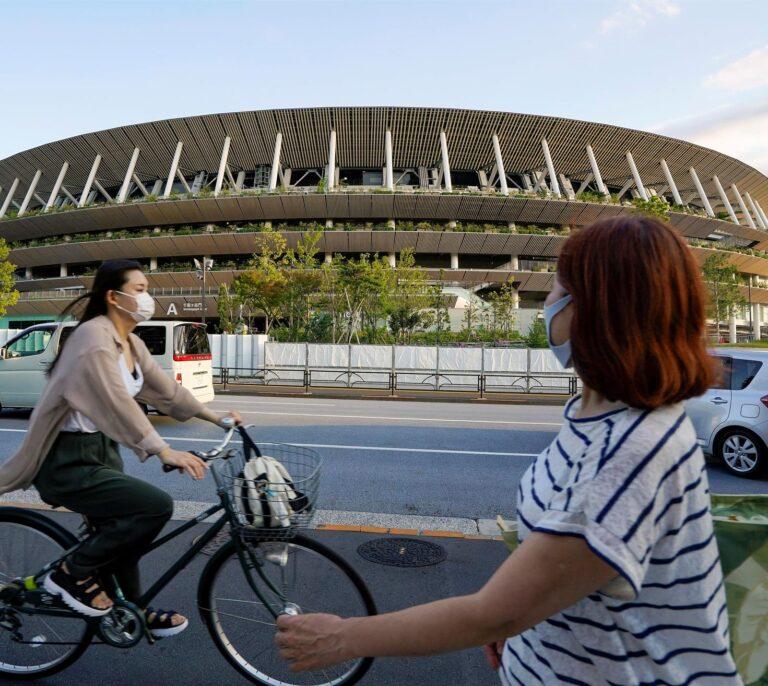 Los Juegos de Tokio tendrán público: hasta 10.000 espectadores en las gradas