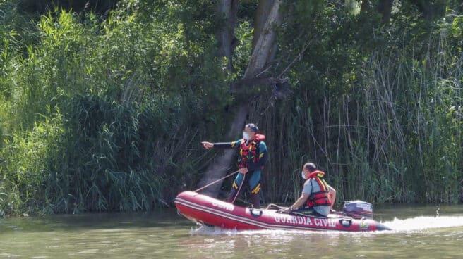 Localizan el cuerpo del joven desaparecido el sábado en el Pisuerga a su paso por Valladolid