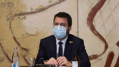 Ni Aragonès ni Puigneró, el Govern no sabe a quién enviar a cenar con Felipe VI