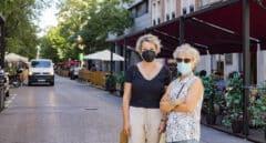 """Las vecinas que huyen de Ponzano cuando llega el viernes: """"El ruido es insoportable"""""""