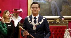 Luis Salvador (Cs), alcalde de Granada.
