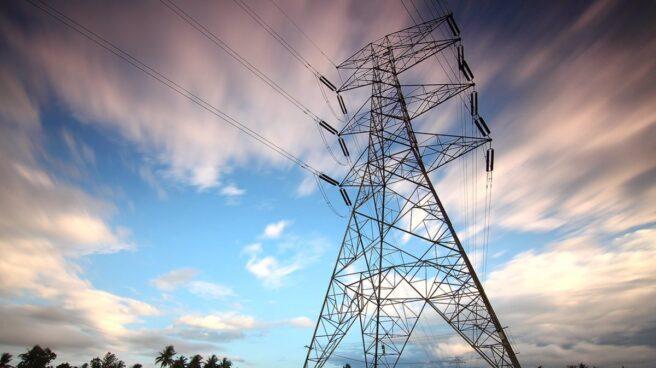 Una torre de electricidad en España