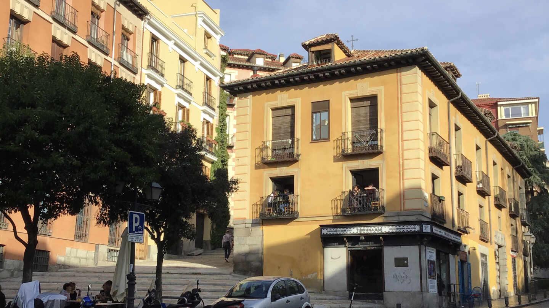 Calle Segovia 16, en Madrid