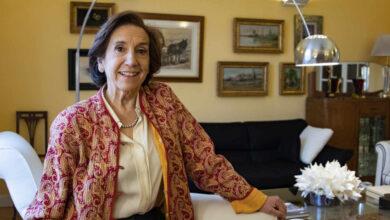 """Victoria Prego: """"Estamos obligados a recuperar la moderación"""""""