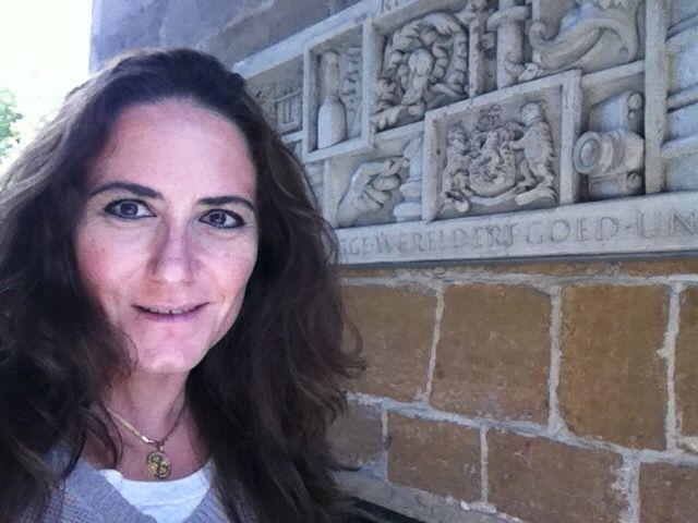 Lily Ceballos Franco, presunta bebé robada en el franquismo.