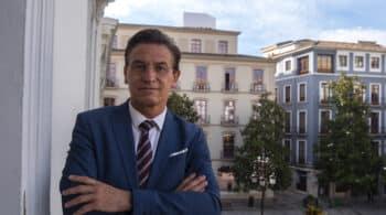 """Luis Salvador (Cs) dejará sin alcaldía de Granada al PP: """"No habrá sorpresas, apoyaré al PSOE"""""""