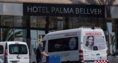 El 57% de los pasajeros de un vuelo procedente de Mallorca da positivo en un cribado en Santiago de Compostela