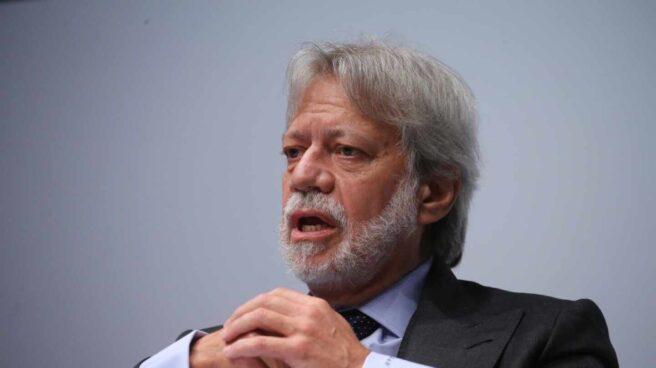 El presidente de OHL, Luis Amodio.