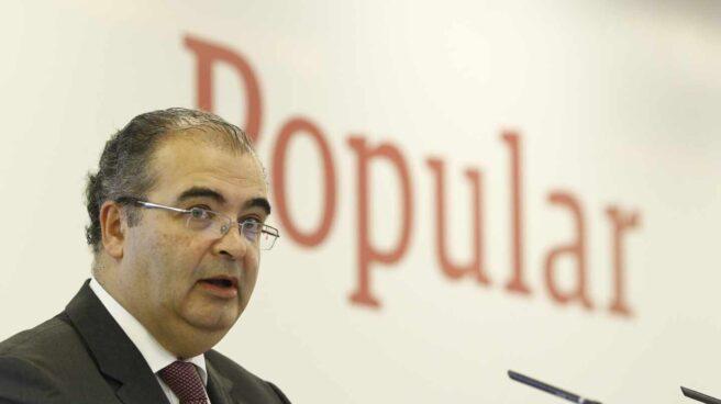 Ángel Ron, expresidente del Banco Popular en una imagen de archivo.
