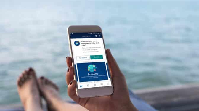 La banca digital arrebata usuarios a las aplicaciones de los bancos tradicionales