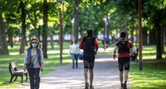 Un estudio destaca los beneficios de la exposición a la naturaleza durante el confinamiento