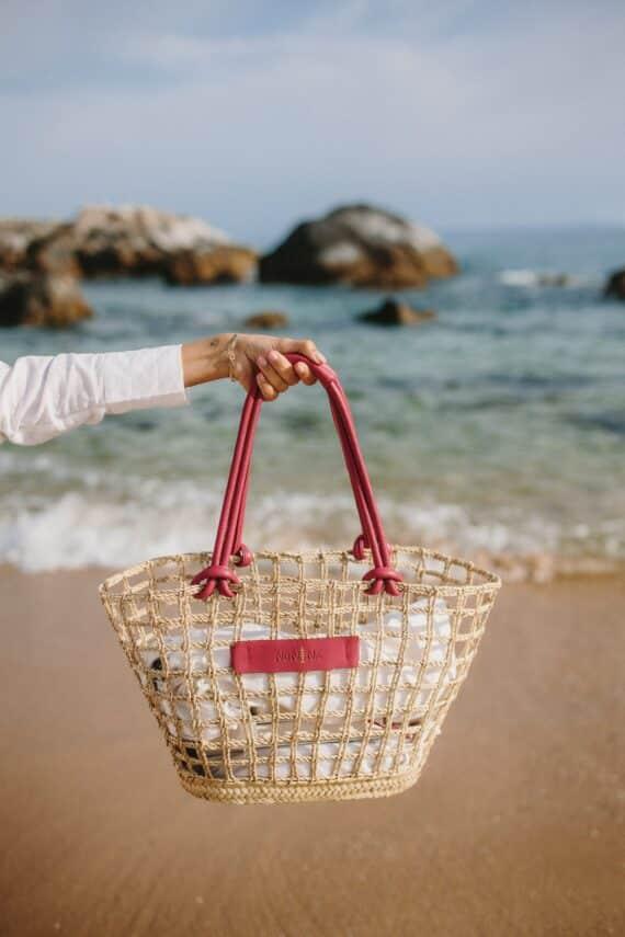 Atarraya, bolso de la marca de Paz Padilla y Anna Ferrer.