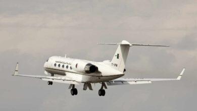 Un avión del gobierno de Argelia despega hacia España y se da la vuelta cuando sobrevolaba Ibiza