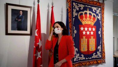 Díaz Ayuso cede a Vox la vicepresidencia segunda de la Asamblea de Madrid