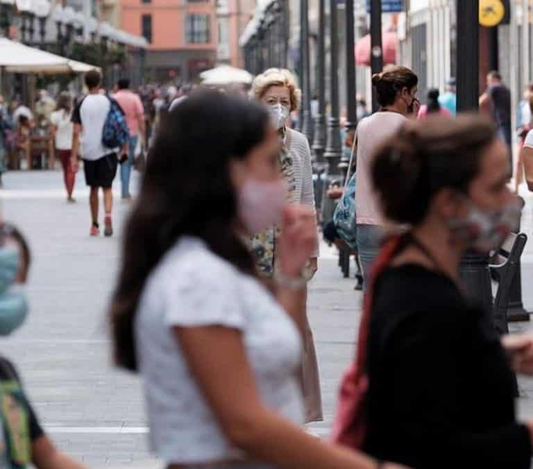 Andalucía seguirá recomendando el uso de la mascarilla aunque no sea obligatoria