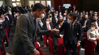 Sánchez exhibe entendimiento con ERC en Barcelona tras la carta de Junqueras