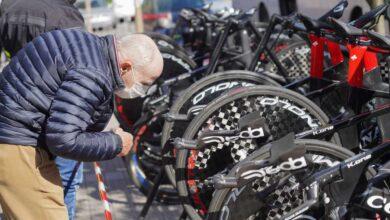 """La misión imposible de comprar una bicicleta: """"Hasta octubre, nada"""""""