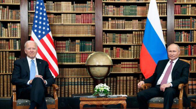 Biden y Putin, los adversarios íntimos de una nueva Guerra Fría