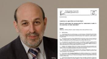 Quién es Boriss Cilevics, el socialista letón que pone contra las cuerdas a España en Europa