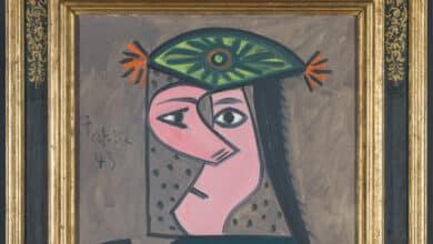 Un Picasso donado por la Aramont Art Collection llega a El Prado
