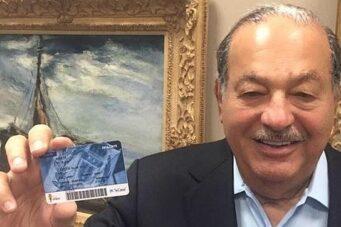 Carlos Slim, dueño del Real Oviedo