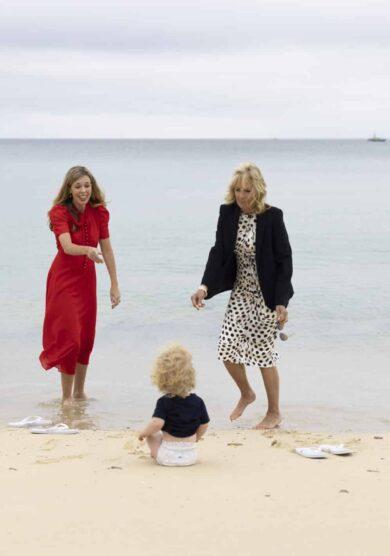 Así es Carrie Johnson, la Primera Dama que le susurra a Boris