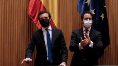 """Casado acusa a Sánchez de impulsar """"un cambio de régimen"""" en España con los indultos"""