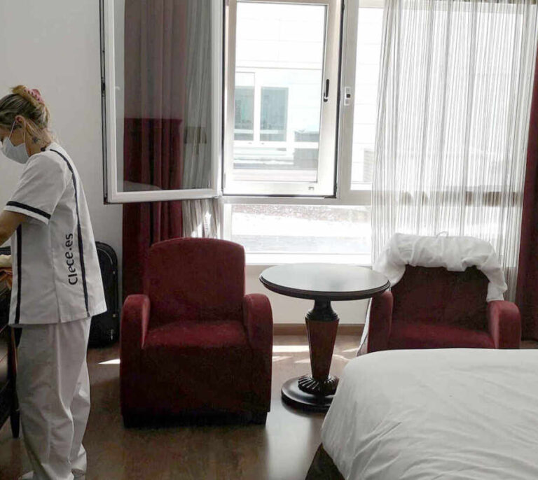 Hoteles medicalizados que recuperan su actividad pre-Covid