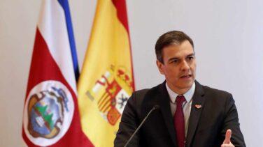 """Sánchez denuncia desde Costa Rica a los partidos que """"banalizan"""" la violencia machista"""