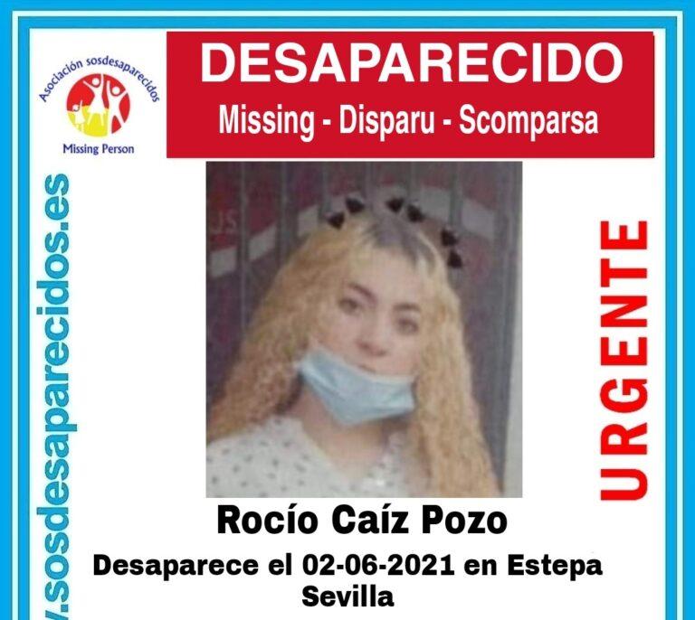 Buscan a menor de 17 años desaparecida en Sevilla, madre de un bebé de 4 meses