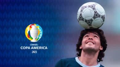 Eterno Diego: la Copa América homenajea con juegos audiovisuales a Maradona