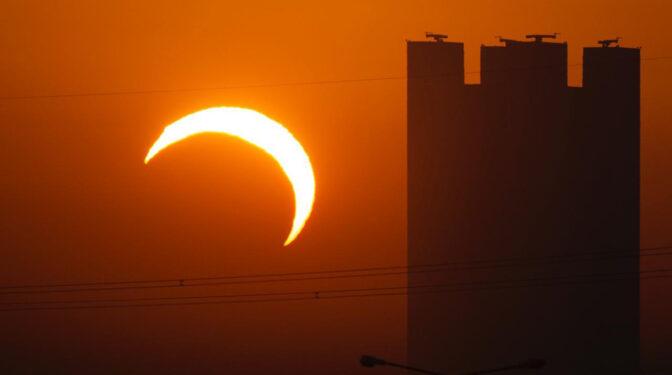 Eclipse anular de Sol: dónde se contemplará perfecto y qué veremos desde España