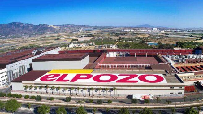 Imagen de la fábrica de El Pozo.