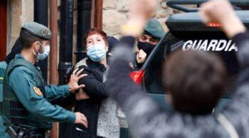 En libertad los ex miembros de ETA detenidos por su relación con los 'ongi etorri'