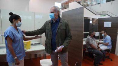 Madrid empieza a vacunar este miércoles a las personas de entre 40 y 49 años