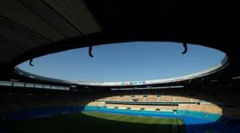 El estadio de La Cartuja vuelve a tener un plan