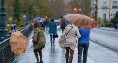 Sigue la alerta por fuertes lluvias y tormentas en la mitad norte y mitad este de la Península