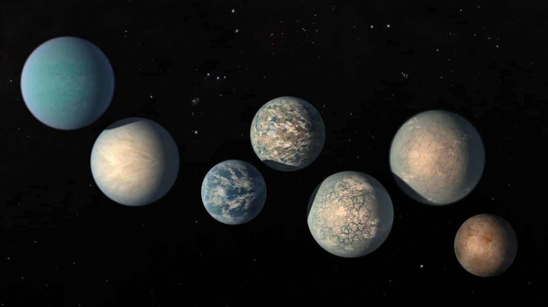 Los planetas que nos ven y nos oyen
