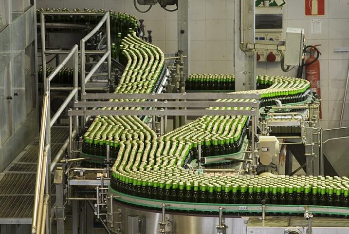 Fábrica de Tropical en Las Palmas (Gran Canaria)