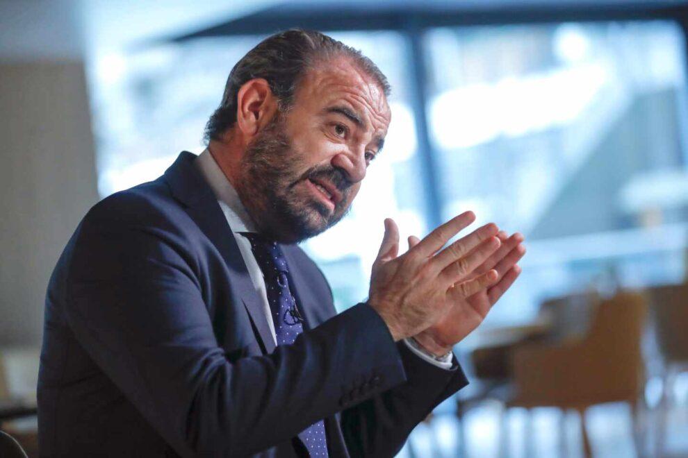 Gabriel Escarrer, consejero delegado de Meliá Hotels.
