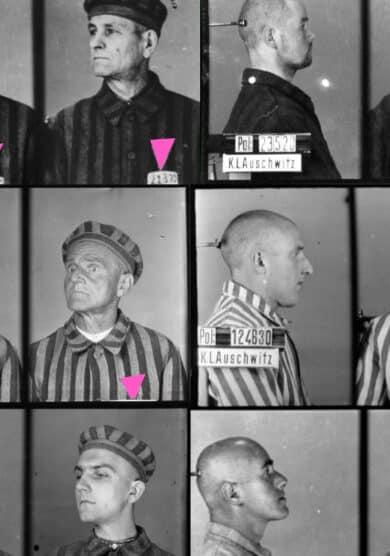 La persecución de los 'triángulos rosas' en la Alemania nazi