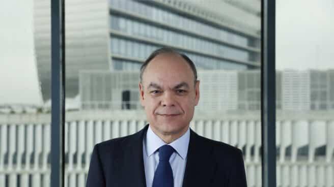 Joaquín Gortari, director de Auditoría del BBVA.